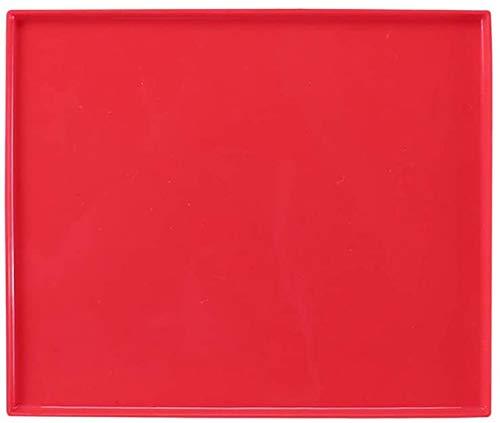 Plateau de cuisson flexible pour tapis de cuisson Swiss Roll Moule à biscuits en silicone, 31,5 x 26,5 cm (couleur aléatoire)