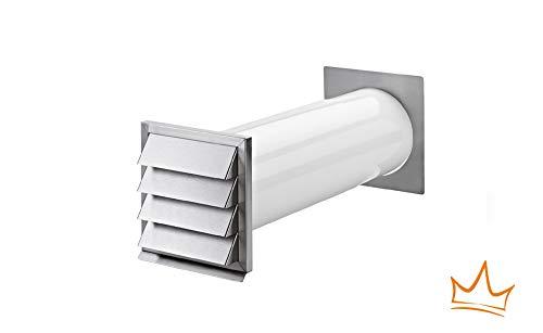 Naber E-Klima A Z 150 Ab- und Zuluft-Mauerkasten, Abluftelement