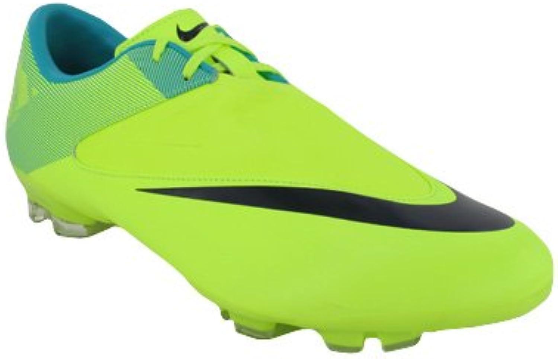 Nike Mercurial Glide FG FG FG Brasilien Volt grön  svart Soccer Cleats stövlar män skor (11)  försäljning online rabatt