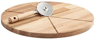 Pepper Style by Bisetti Pizza Cutting Board Set