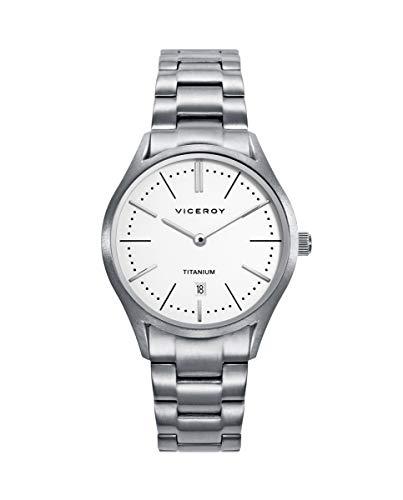 Reloj Viceroy Mujer 471280-07 Titanio