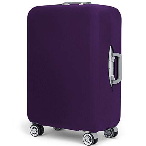 スーツケースカバー 伸縮素材 キャリーカバー 荷物 キャリーケース 汚れ ラゲッジカバー トランク カバー トロリーケース 傷 防止 出張 旅行 保護