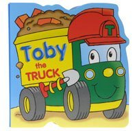 Toby the Truck 0709716176 Book Cover