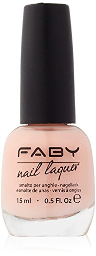 FABY Nagellack Yet Another Pink, 15 ml
