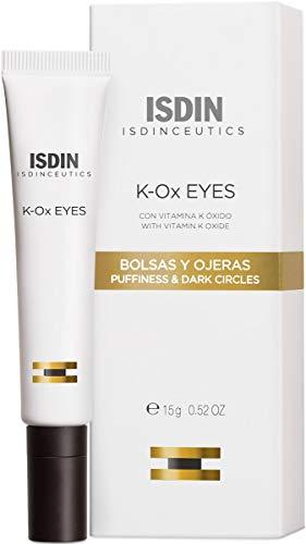 Isdin Isdinceutics K-Ox Eyes | Crema Contorno de Ojos para Bolsas y Ojeras 1 x 15m