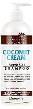 Renpure Coconut Cream Nourishing Shampoo 32 Ounces