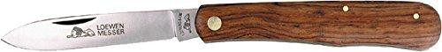 Unimet Taschenmesser 8,5 cm Löwen 1038Sb
