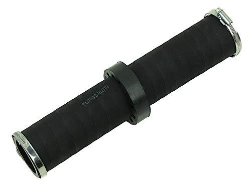 TURBORURY Compatible con tubos de intercooler Turbo Fiat Bravo II 1.4 TRB, 1.6 MJTD, 1.9 JTD 51842860 51824239