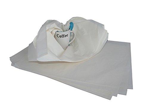 White Economy Tissue/White Cap Tissue 450 x 700mm - 500 Sheets/Pack