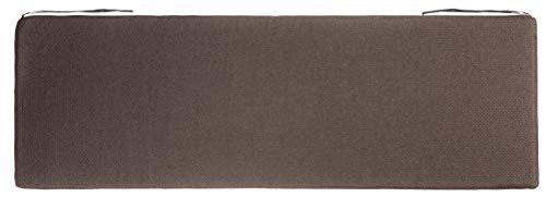 Brandsseller - Cuscino per sedia, per esterni e interni, motivo intrecciato