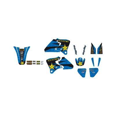 BLACKBIRD RACING - 89822/54 : Kit adhesivos pegatinas Rockstar Energy Yamaha 2232L