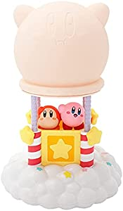 Jin Chuang Kirby Hot Air Balloon Pat Silicone Night Light Kawaii Bedroom Decorations Toys Hobbies Action Figures Fantasy for Children Gift