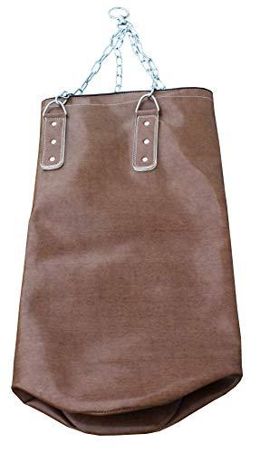 Lisaro bokszak standaard 90 x 45 cm ongevuld/professionele bokszak // zandzak kleur bruin