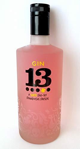 GIN 13 - (Frische Himbeeren) - 0,7 Liter - 40% VOL