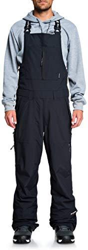 DC Nomad Bib Snowboard Pants Mens Sz XL Black