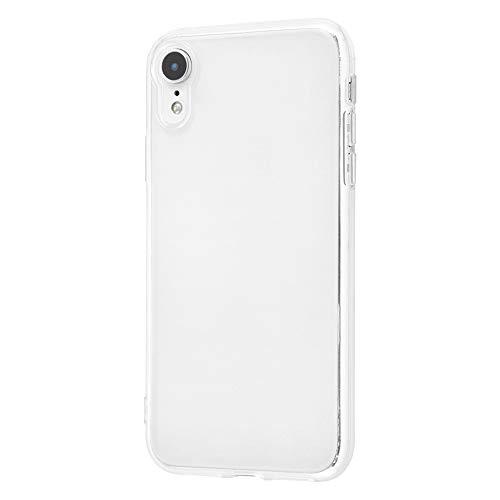 [ 耐衝撃 ] iPhone XR ケース 衝撃吸収 厚さ1.2mm TPUソフト素材 [ ストラップ ホール ][ ワイヤレス充電対応 ][ 高い透明度 ] 耐 衝撃 カバー/クリア