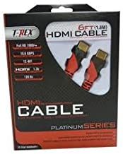 T-Rex Platinum Series High-Speed 12 Foot HDMI Cable 2 Pack