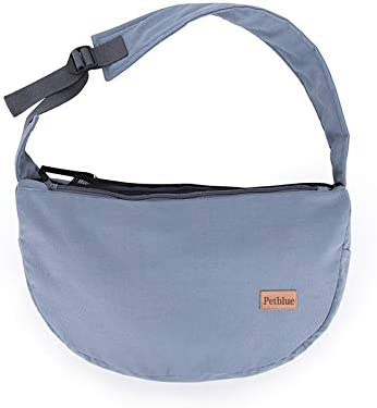 Fresno Mall Petblue Dog Cat Cheap mail order specialty store Sling Carrier Shoulder w Strap Adjustable Padded