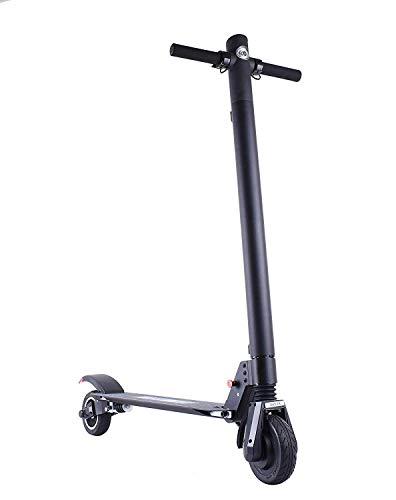"""E-Scooter """"Raven"""", 23 km/h, 300 Watt, nur 10,5 kg, 36 V/7,8Ah Lithium-Akku, Straßenzulassung: Schweiz, Österreich, Elektro Roller, Elektroroller, E-Roller, 24 km Reichweite, City-Scooter, Produktvideo"""
