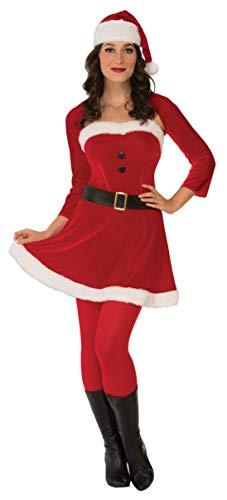 Women's Sassy Santa Claus Dress