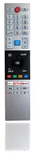 BELIFE® Ersatz Fernbedienung passend für Toshiba TV CT-8528 | CT8528