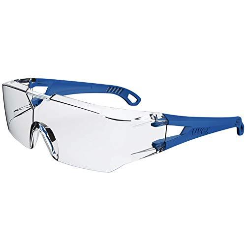 Schutzbrille Transparent Chemie Labor Arbeitsplätze - Augenschutz - Anti Nebel Staubdicht Spritzfest Anti Kratzer