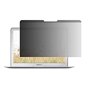 AmazonBasics Slim Magnetic Privacy Screen for MacBook/Pro/Air