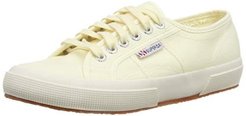 Superga 2750 Cotu Classic, Sneaker Unisex - Adulto, Avorio (Ecru), 48 EU