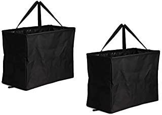 Earthwise Canvas Utility Tote Reusable Grocery Shopping Bag - Laundry Tote