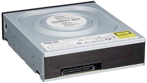 『Asus Windows10対応 M-DISC対応 最大24倍速書込 SATA接続 DVD/CDライティングソフト付き DRW-24D5MT』の1枚目の画像