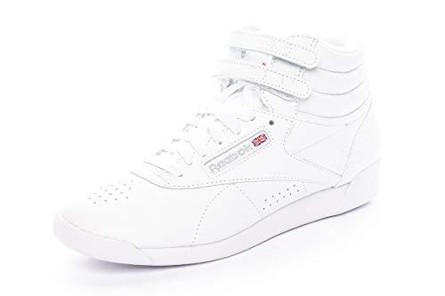 Reebok F/S Hi, Zapatillas de Deporte para Mujer, Blanco Weiß, 39 EU