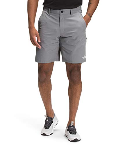 The North Face Men's Rolling Sun Packable Short, Meld Grey, 32-REG