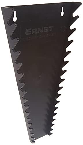 Ernst Manufacturing Standard Wrench Organizer, 16 Tool, Black (5061-Black)