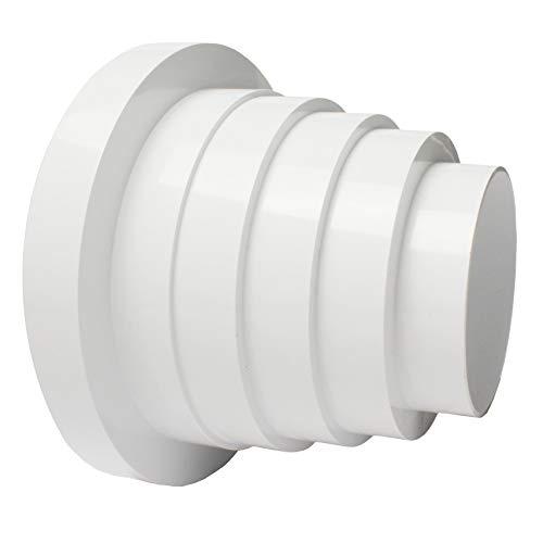 Rundrohrsystem Reduzierstück Rohrverbinder Verbinder Mehrstufig Multireduzierer - MKK®