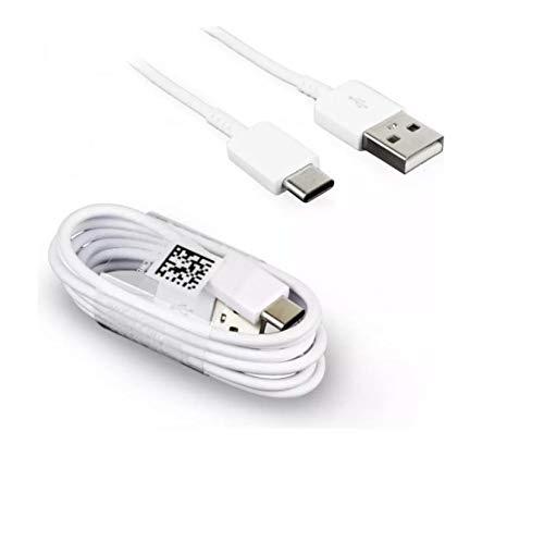Cabo Micro USB tipo C Samsung S10 SM-6970F BRANCO