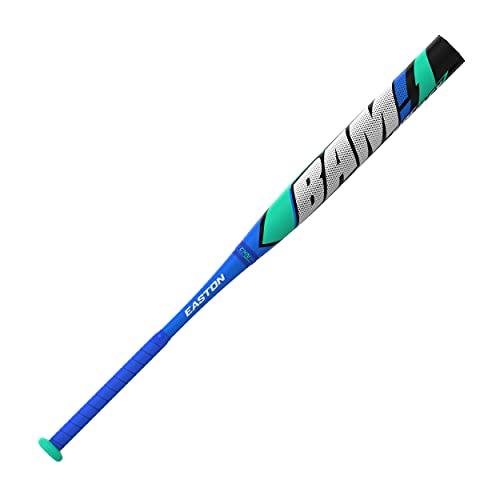 Easton BAM Slowpitch Softball Bat, Balanced, 13.5 in Barrel, USSSA, ISA & NSA, 34in x 26oz