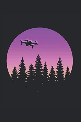 Drohnen Pilot: Drohnen Notebook