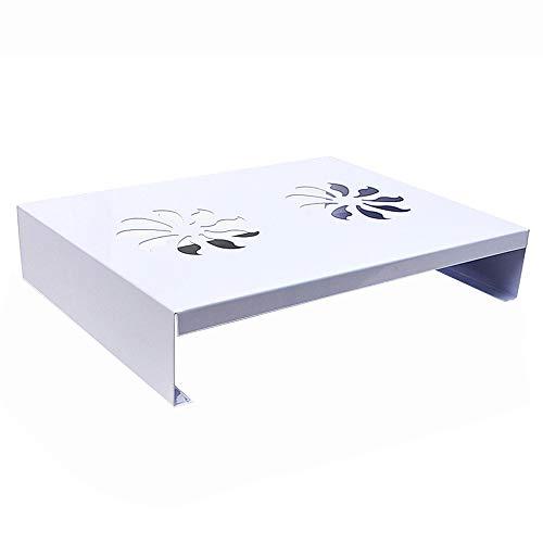 Inductie kookplaat Rekken, mat ijzeren plaat Desktop opbergrek, dik en duurzaam Eenvoudig en mooi, geschikt voor gasfornuis Kookplaat Afdekplaat Inductie kookplaat