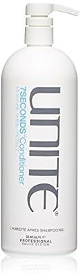 UNITE Hair 7 Seconds Conditioner, 33.8 Fl Oz