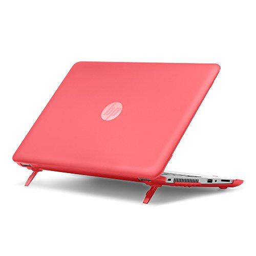 mCover Hartschale für HP ProBook 430 G6 Serie 33,8 cm (13,3 Zoll) (Nicht kompatibel mit älteren ProBook 430 G1 / G2 / G3 / G4 / G5) Notebook PC rot