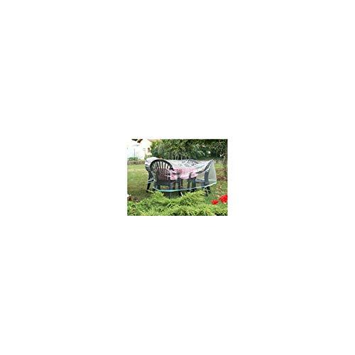 Housse de protection pour table ronde + chaises - Housse salon de jardin - bache jardin