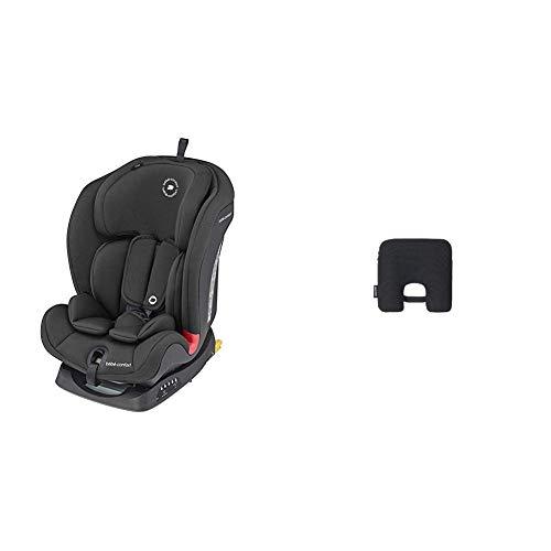 Bébé Confort Seggiolino Auto Gruppo 123 Titan, 9-36 Kg, Isofix Reclinabile, Reclinabile in 5 Posizioni, Nero + Dispositivo Anti Abbandono