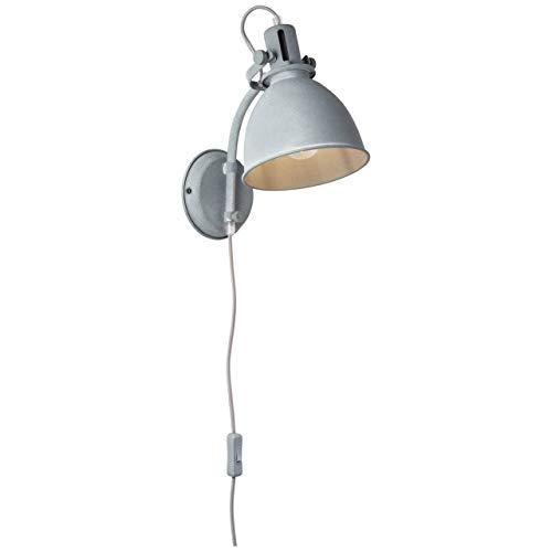 Brilliant JESPER - Wandlamp - Grijs