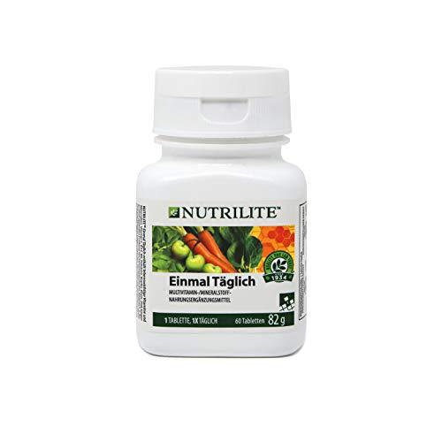 Einmal Täglich Normalpackung NUTRILITE™ - 60 Tabletten / 82 g - Amway - (Art.-Nr.: 4215)