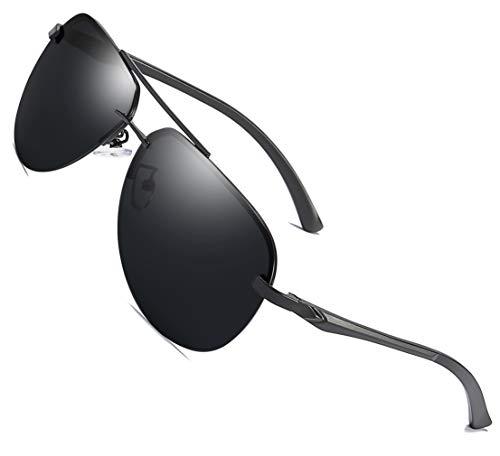 VATTER Gafas de sol polarizadas para hombre, conducción, aviador, pesca, gafas de sol para hombres y mujeres
