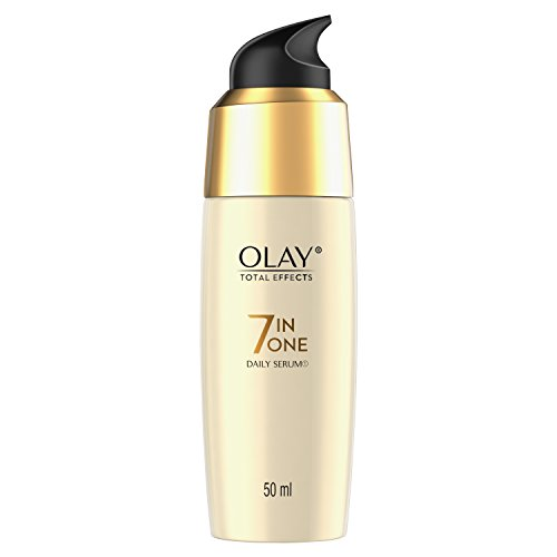 Olay Serum Total Effects 7 in 1, Anti-Ageing Smoothing Serum, 50g