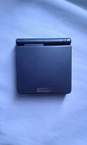 Nintendo Game Boy Advance SP AGS-101 Onyx Black