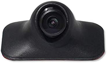 PARKVISION Mini Car Side View Camera/Rear View Camera/Front View Camera with Rotatable 360°Lens,Easy Installation Without Drilling, Upside Down Flip Image Function Without Guideline.[S142]