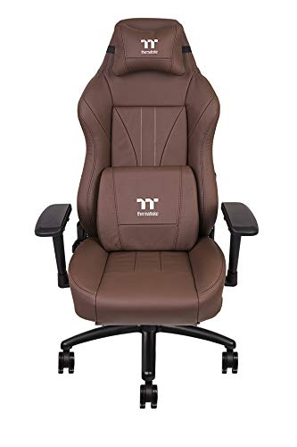 Tt eSPORTS Gaming Chair, Braun, Standard