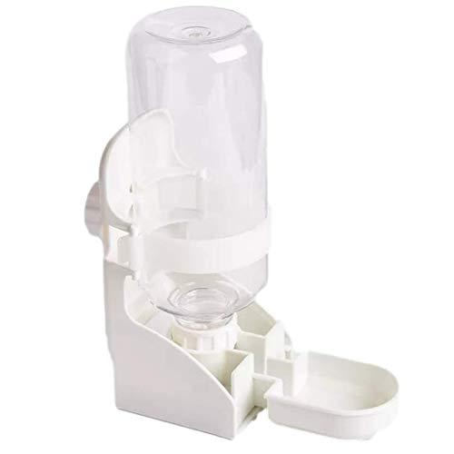 TOMMYFIELD 給水器 給水ボトル ウォーターボトル 水飲み 水飲み器 うさぎ ウサギ 猫 ペット 小動物 (ホワイト)